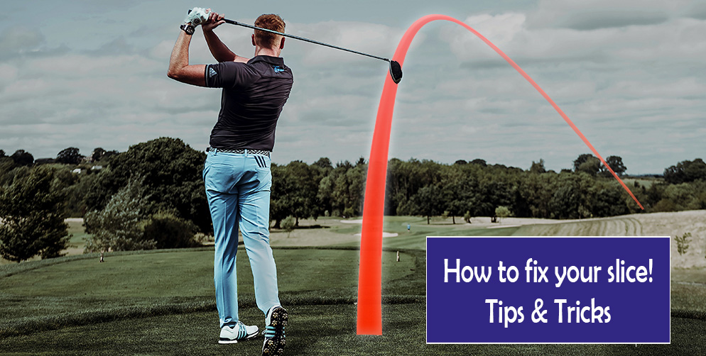 How to fix your golf slice