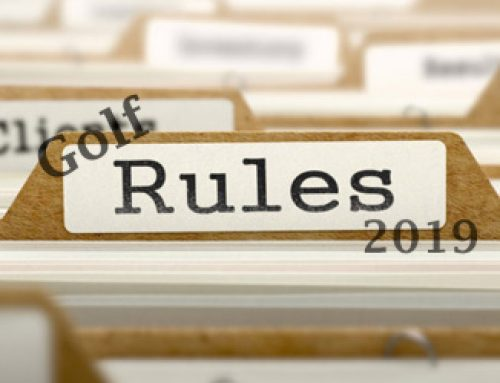 Golf Rules 2019 (and Golf Rules Changes!)