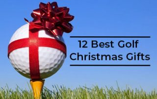 Best Golf Christmas Gifts Featured Image