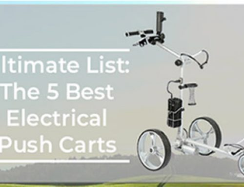 The 5 Best Electric Push Carts 2020