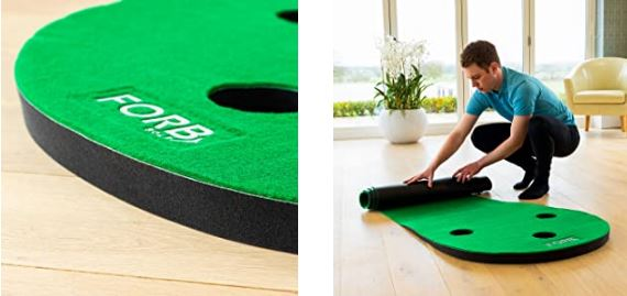best putting mat