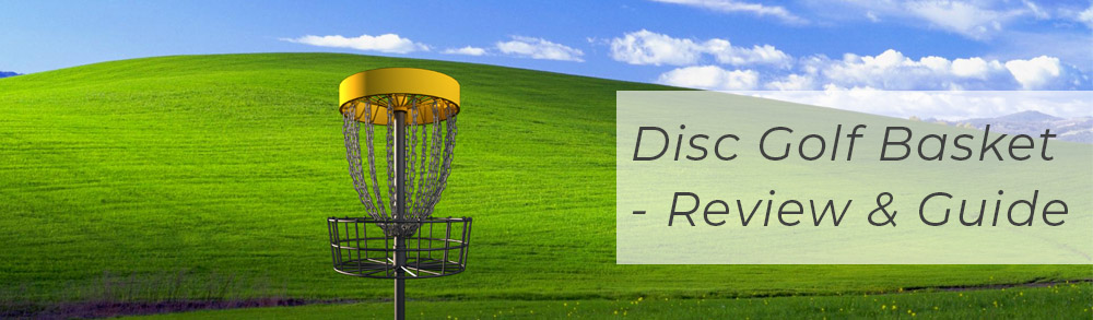 Best Golf Disc Baskets review